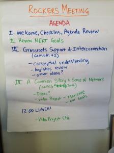 NERT Nov 16 Agenda