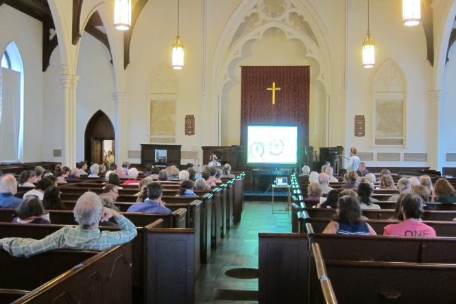 full church